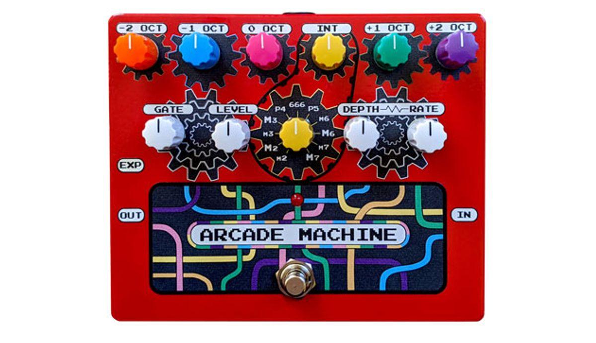RPS Effects Unveils the Arcade Machine