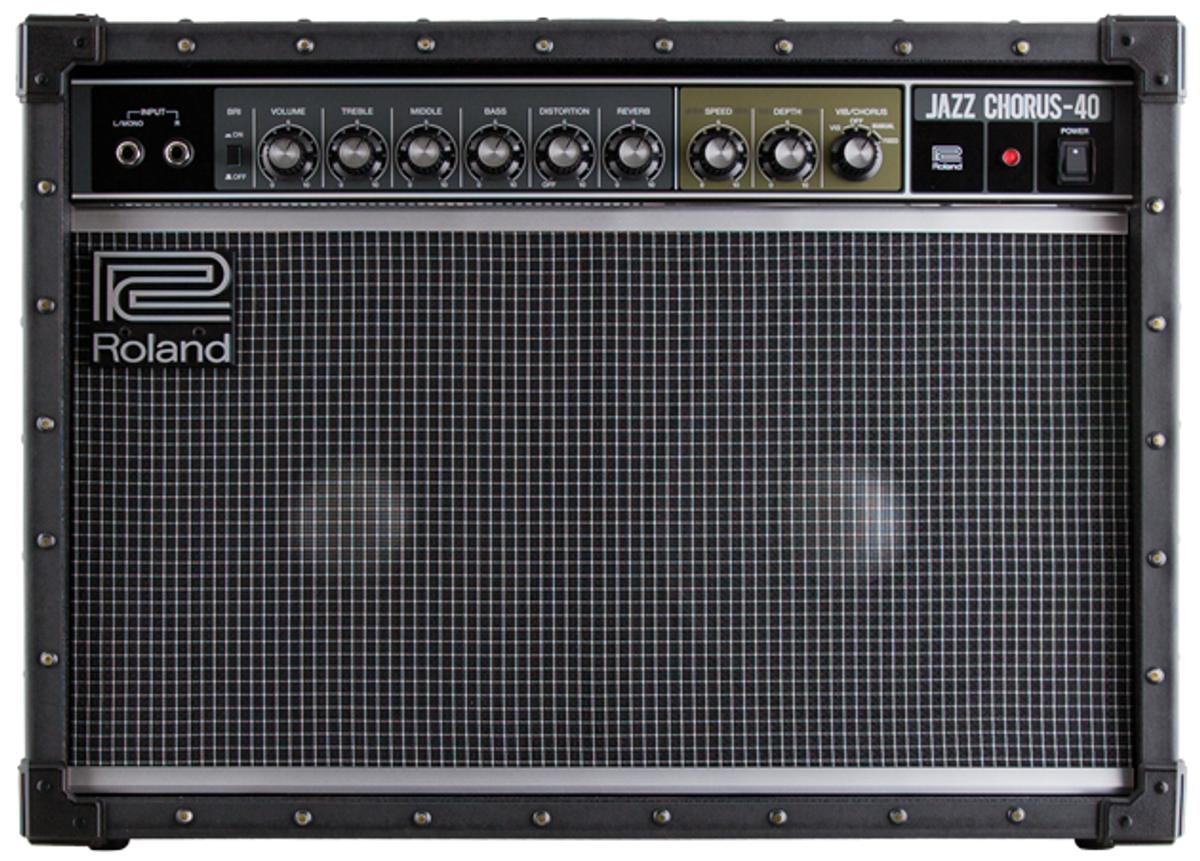 Quick Hit: Roland JC-40 Review