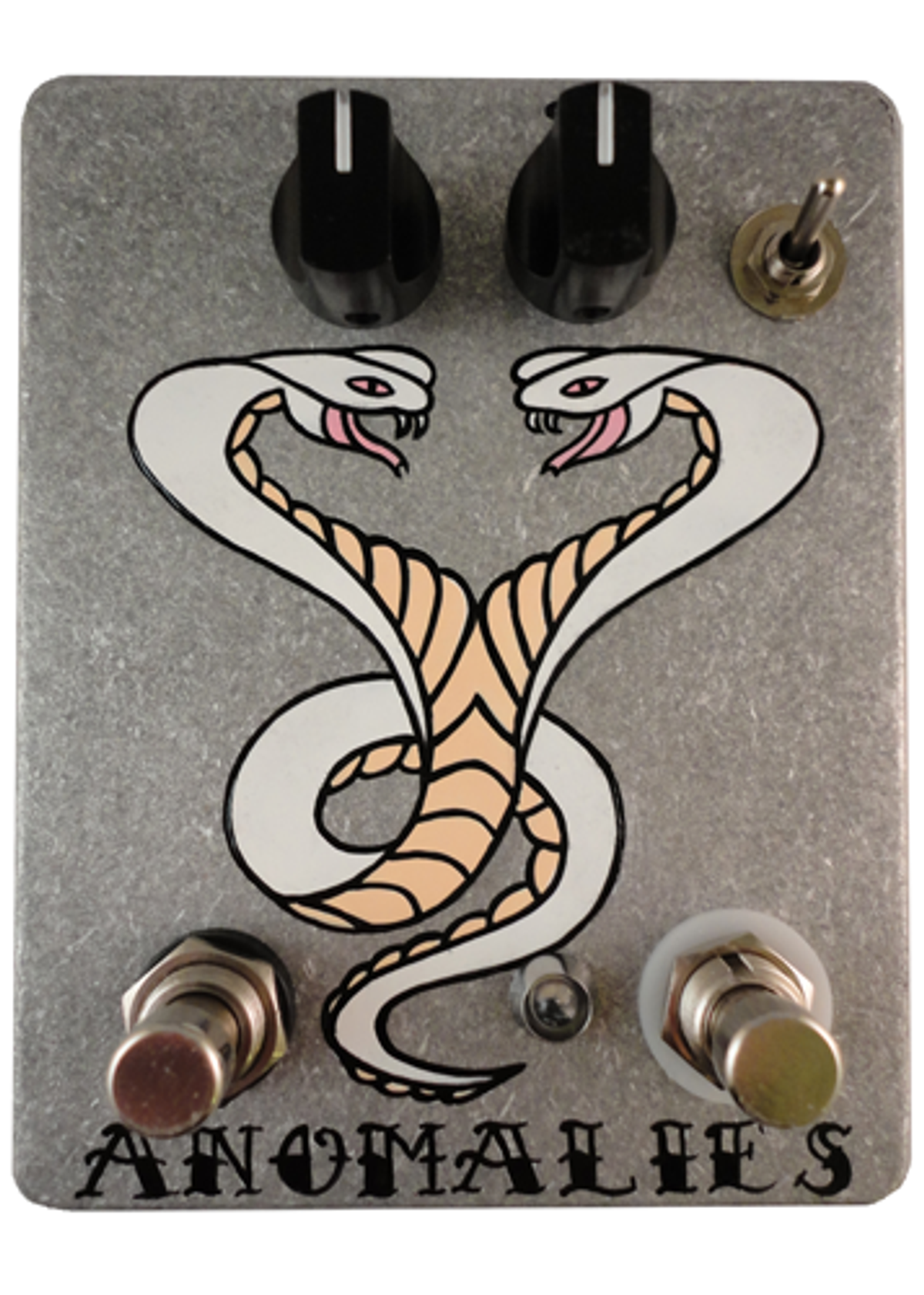 Fuzzrocious Pedals Announces the Anomalies and Feed Me