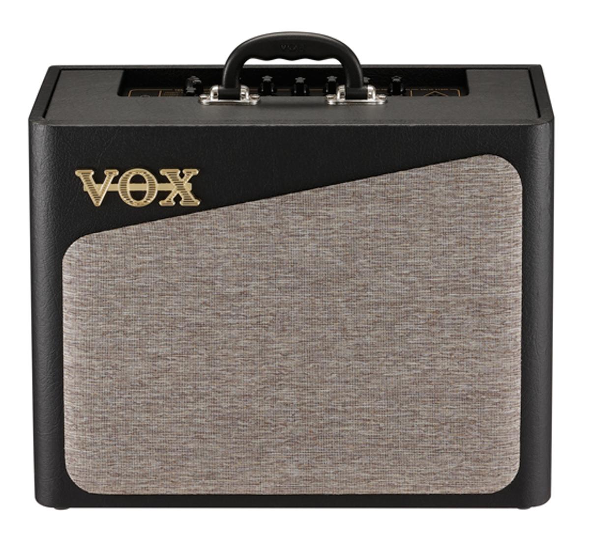 Vox Launches AV Series of Amps