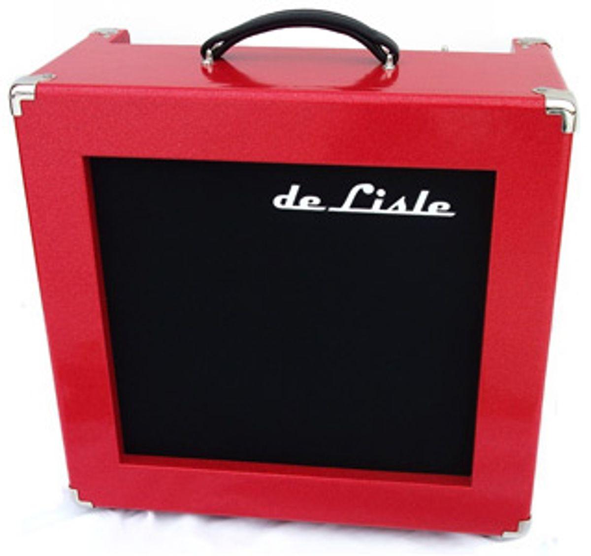 De Lisle Guitar Unveils 35P Amp