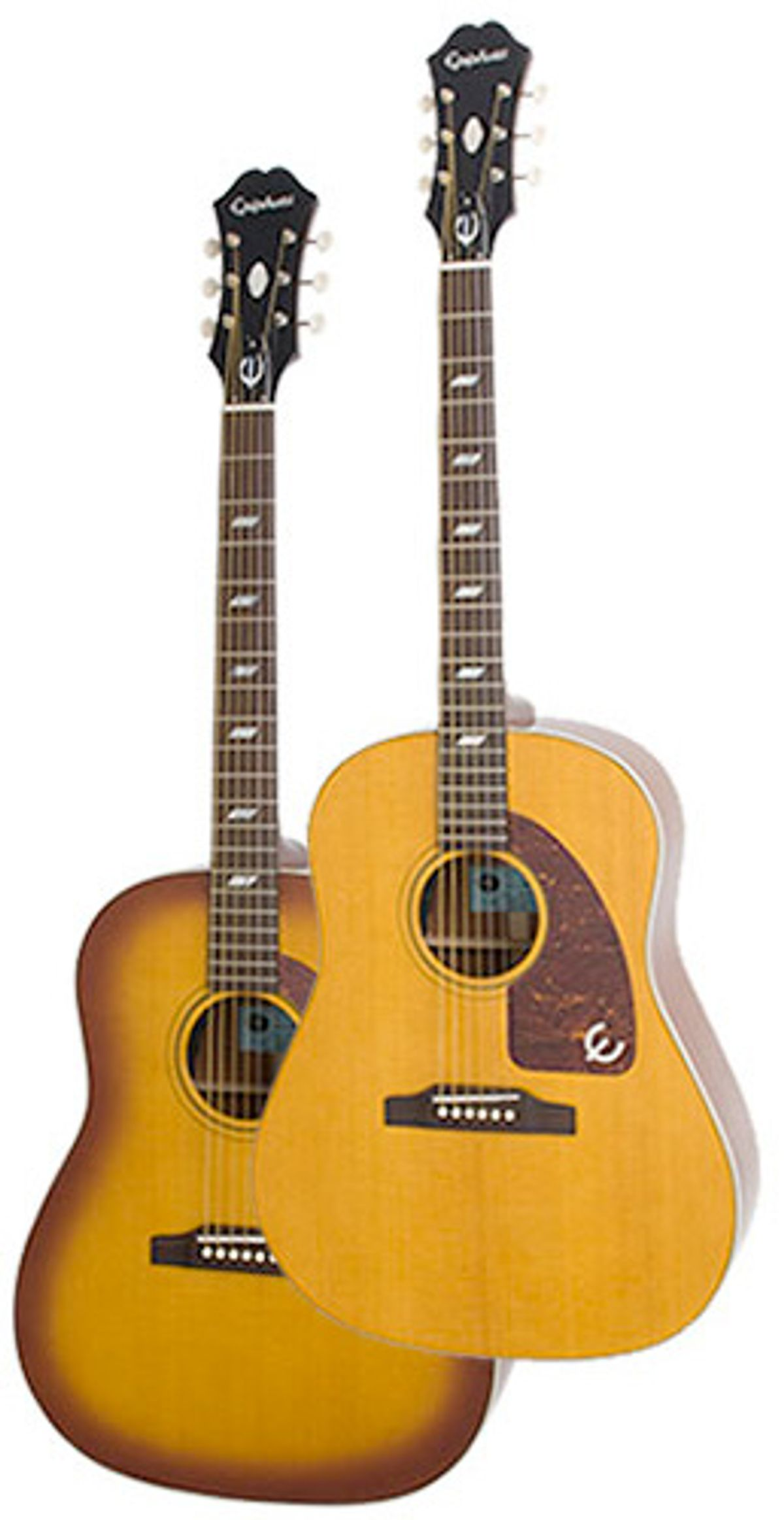 """Epiphone Releases """"Inspired By"""" 1964 Texan Acoustic/Electric"""