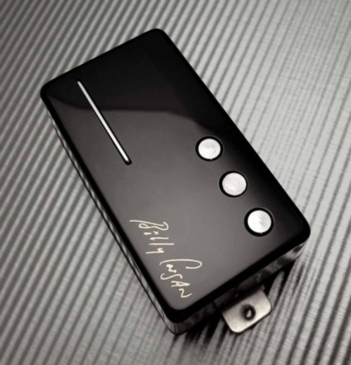 Billy Corgan and Railhammer Pickups Team Up for Signature Model