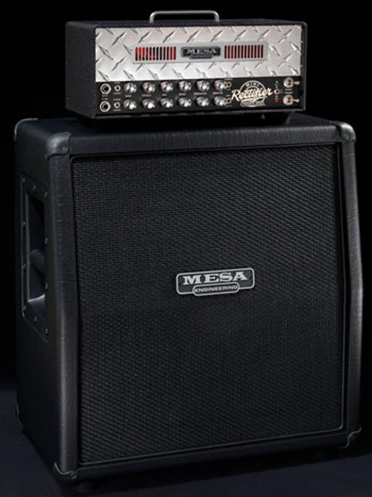 Mesa/Boogie Releases the Mini Rectifier Twenty-Five