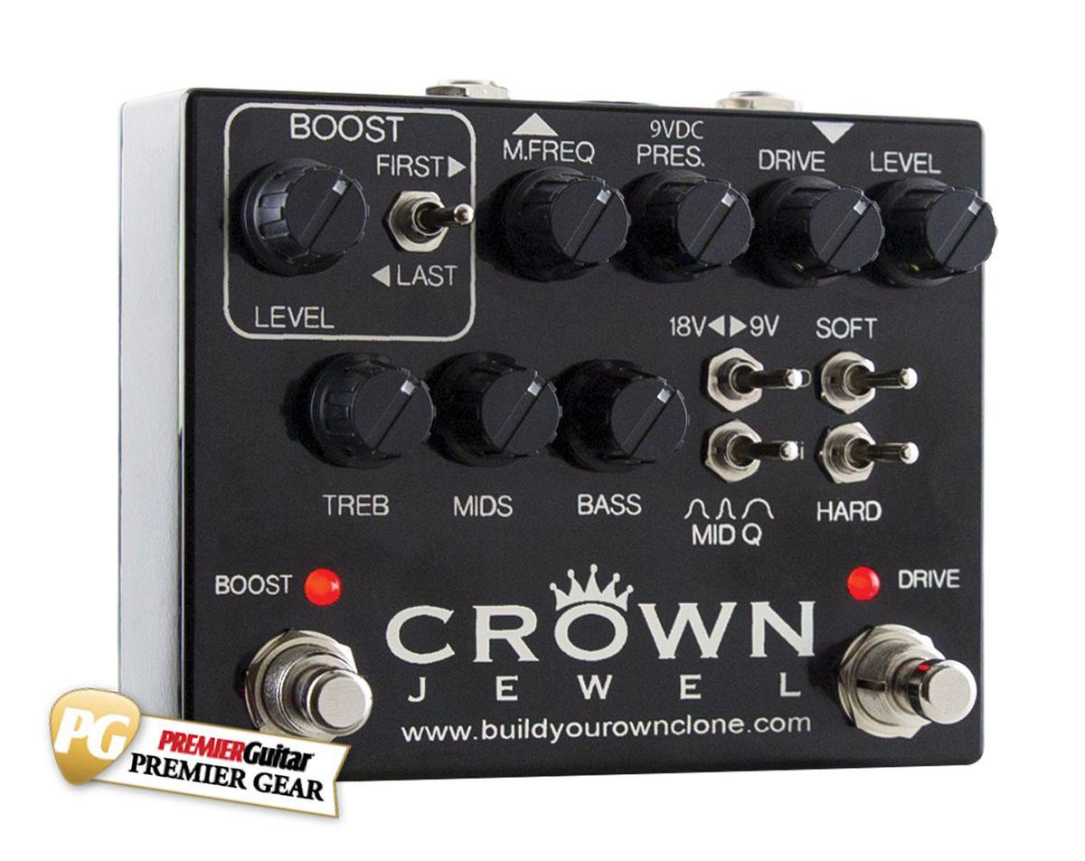 BYOC Crown Jewel Review