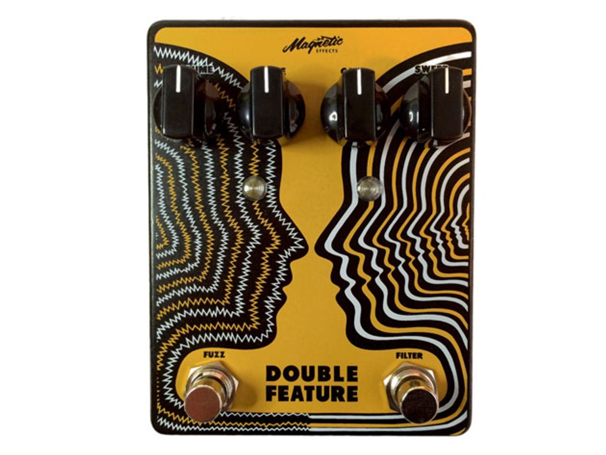 Magnetic Effects Unveils the Double Feature