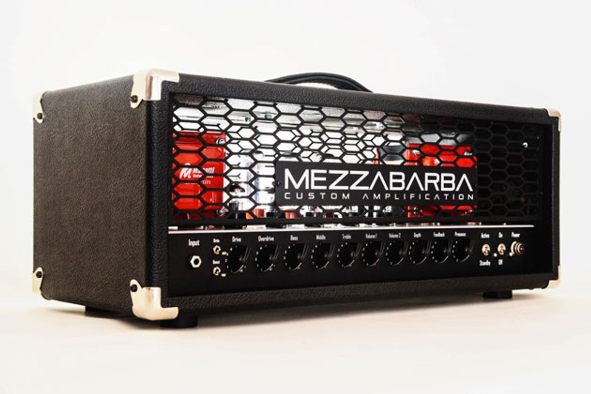 Mezzabarba Amplification Announces U.S. Product Lineup