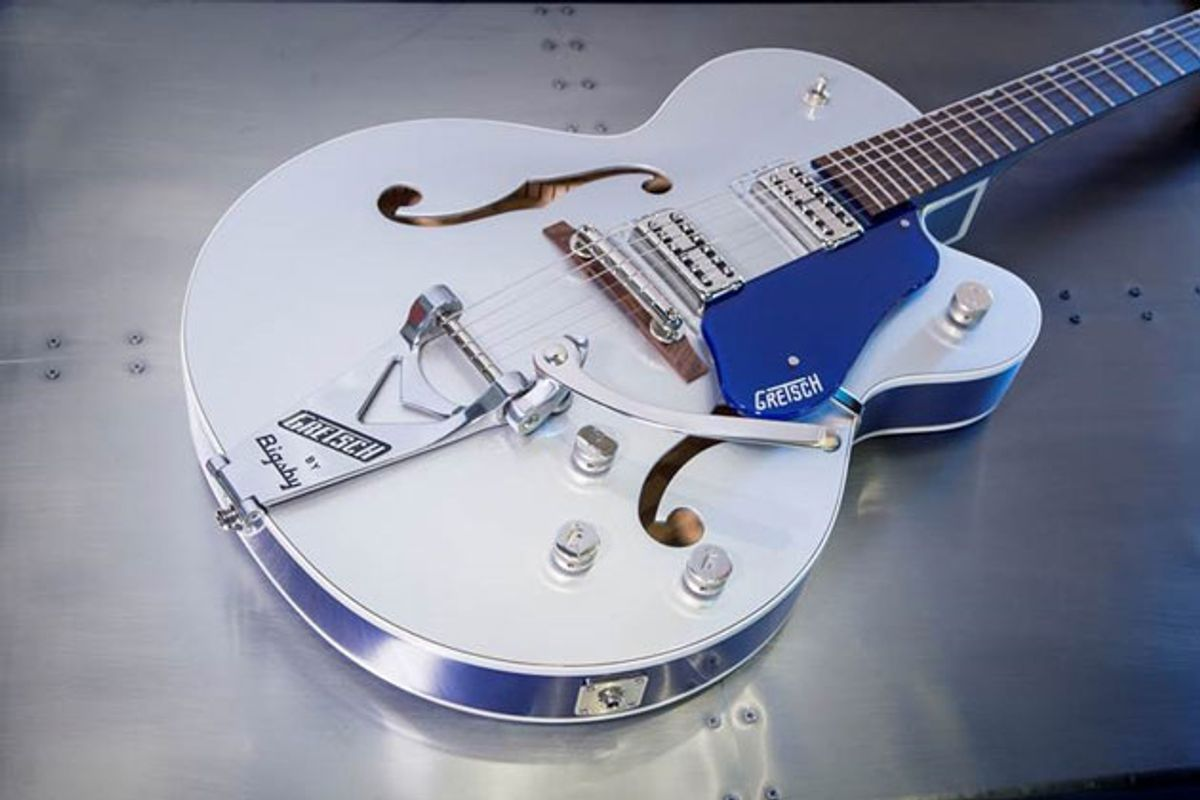 Gretsch Releases New Players Edition and Limited Edition Models