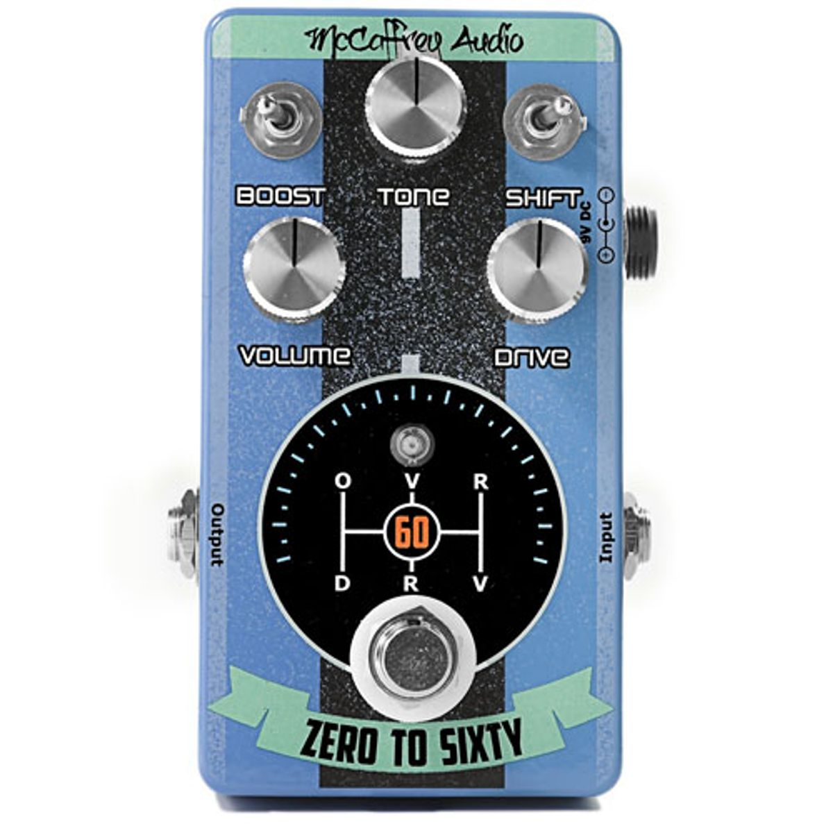 McCaffrey Audio Releases the Zero to Sixty Drive