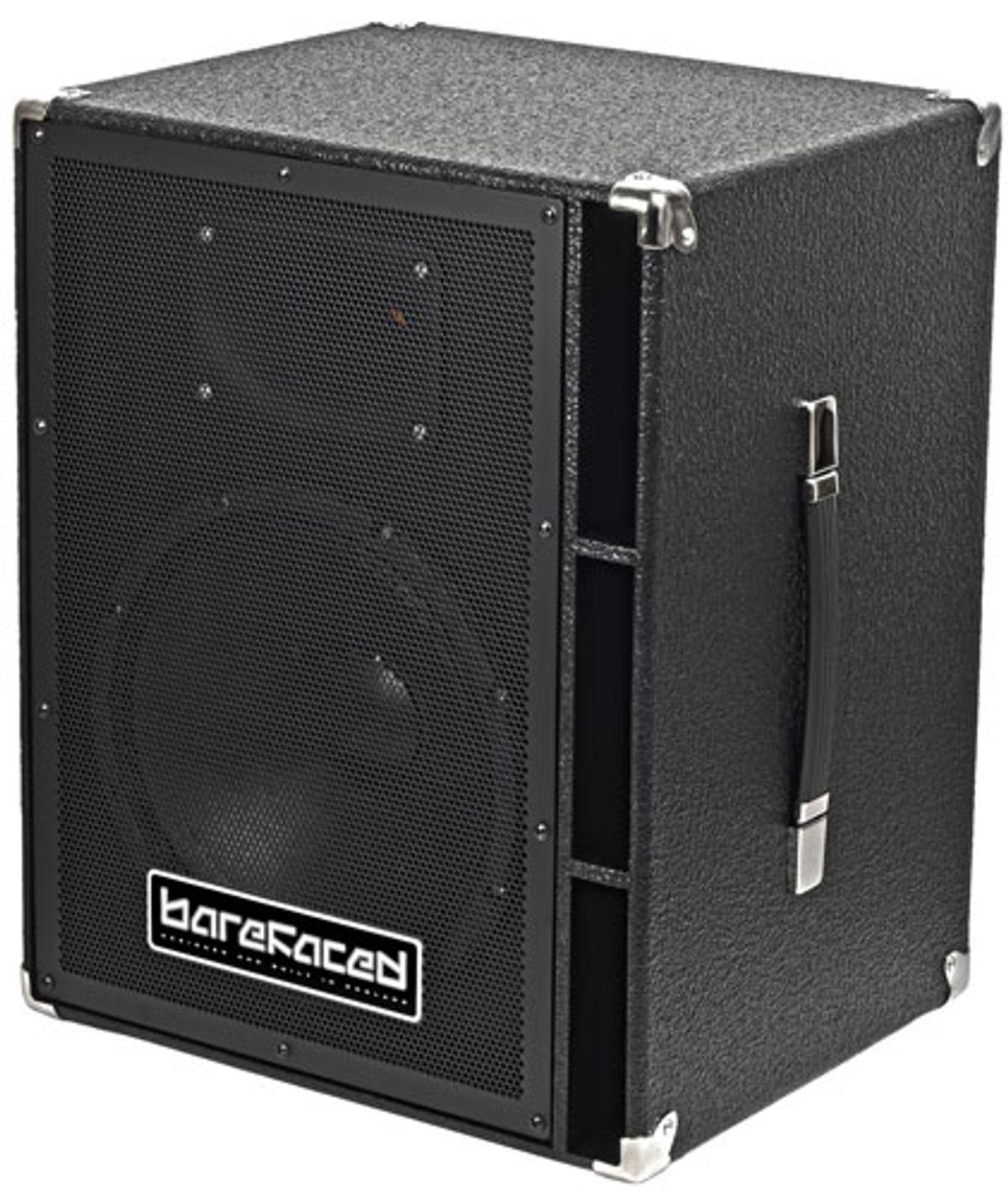Barefaced Cabs Introduces the FR800 Loudspeaker