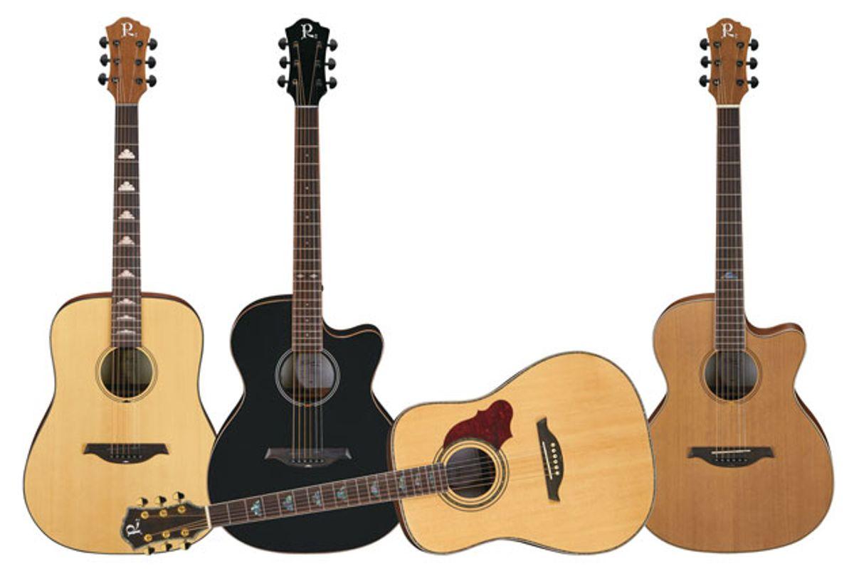 B.C. Rich Announces Return to Acoustics