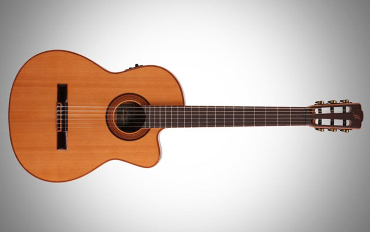 Merida Extrema Guitars Unveils the T25 and T25-CES