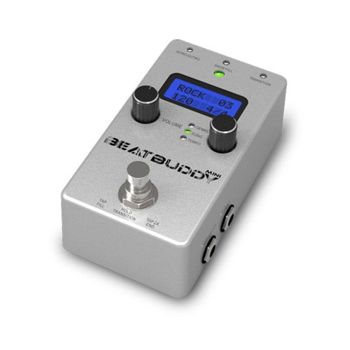 Singular Sound Announces the BeatBuddy Mini