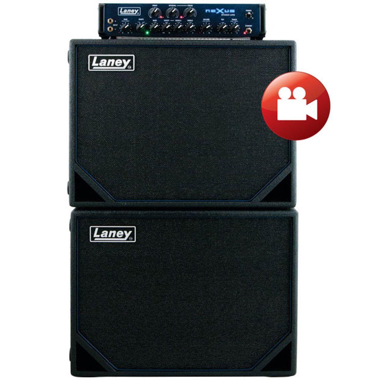 Laney Nexus Studio Live Head & Cabs Review