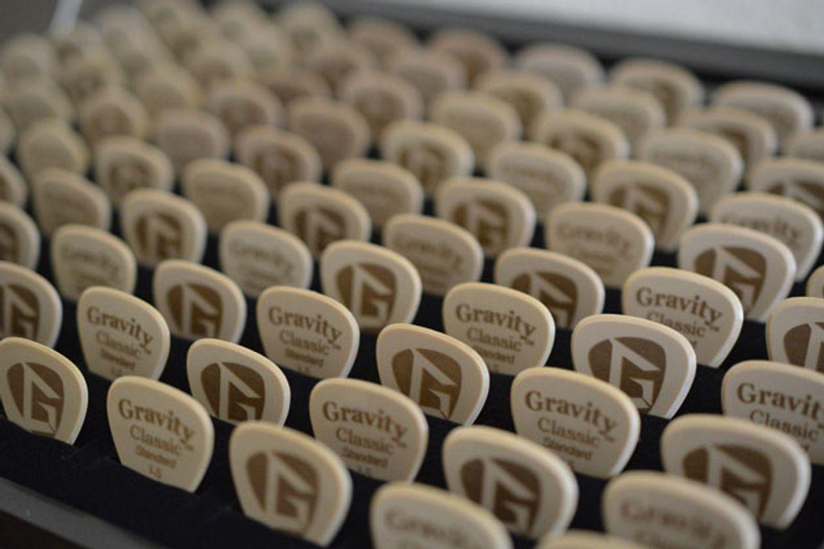 Gravity Picks Unveils the Gold Series