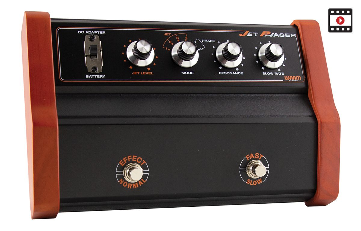 Warm Audio Jet Phaser: The Premier Guitar Review