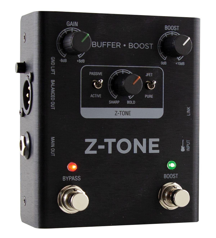 IK Multimedia Z-Tone Buffer Boost: The Premier Guitar Review