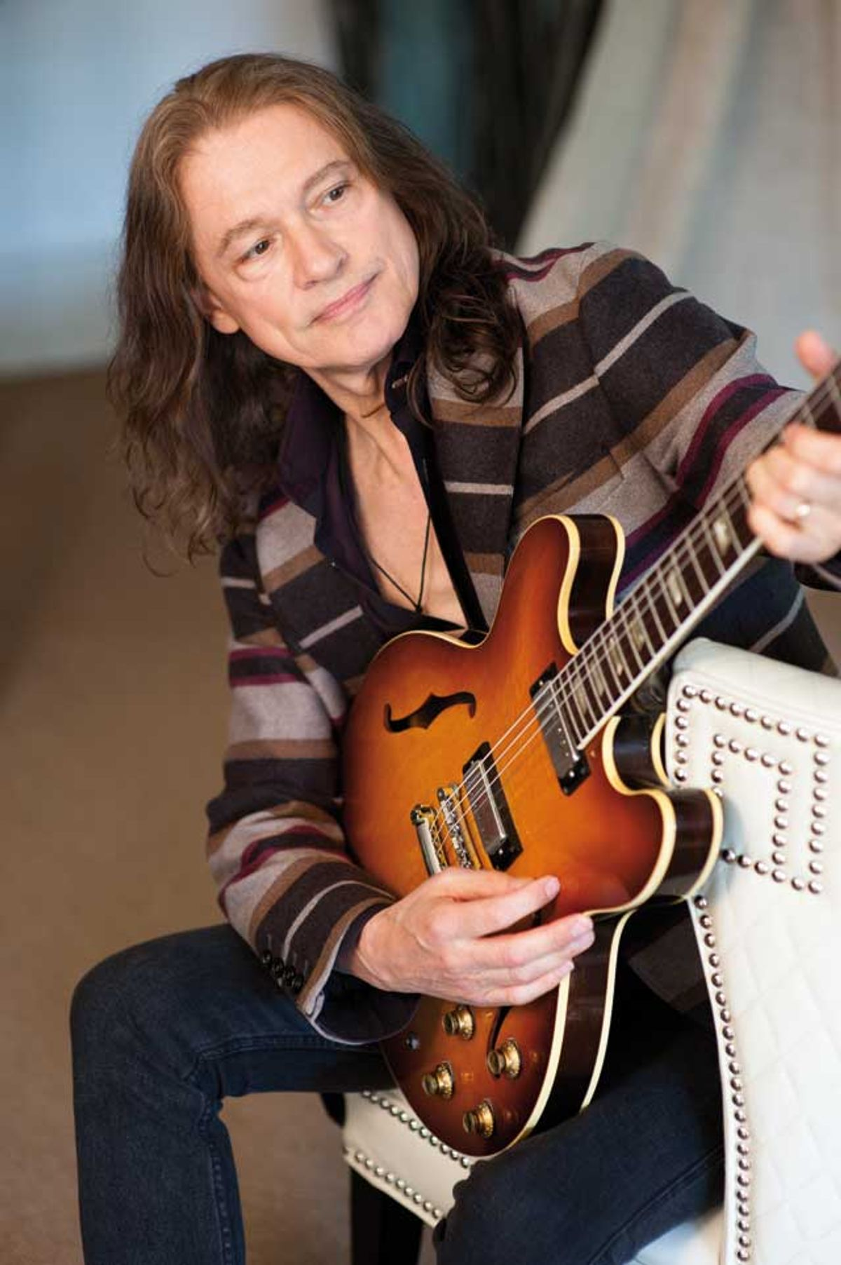 Interview: Robben Ford - One Guitar, One Pickup, One Album