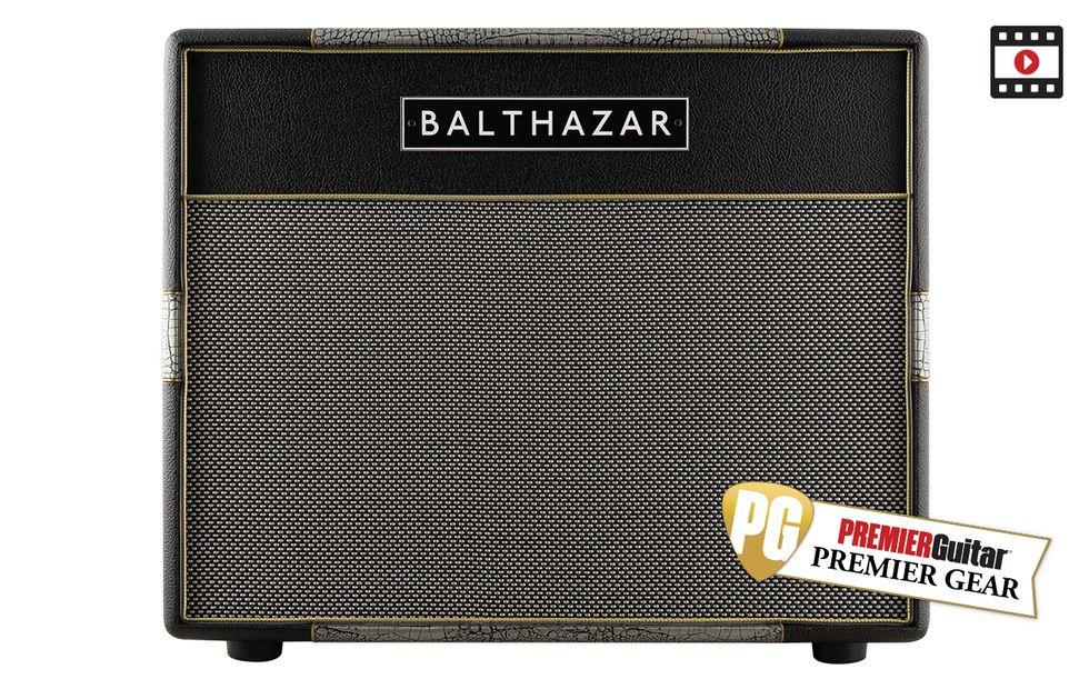 Balthazar Cabaret 13 Review homepage