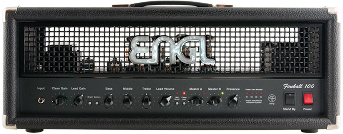 Engl Fireball 100 Amp Review