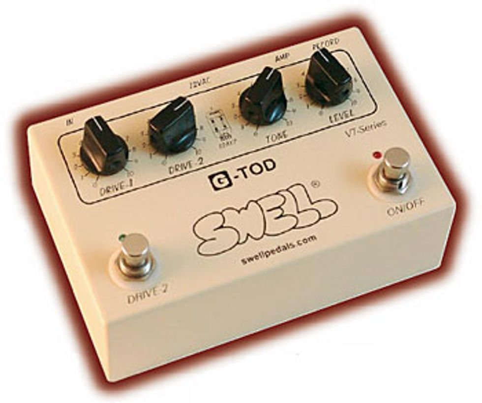 Swell G-TOD Overdrive