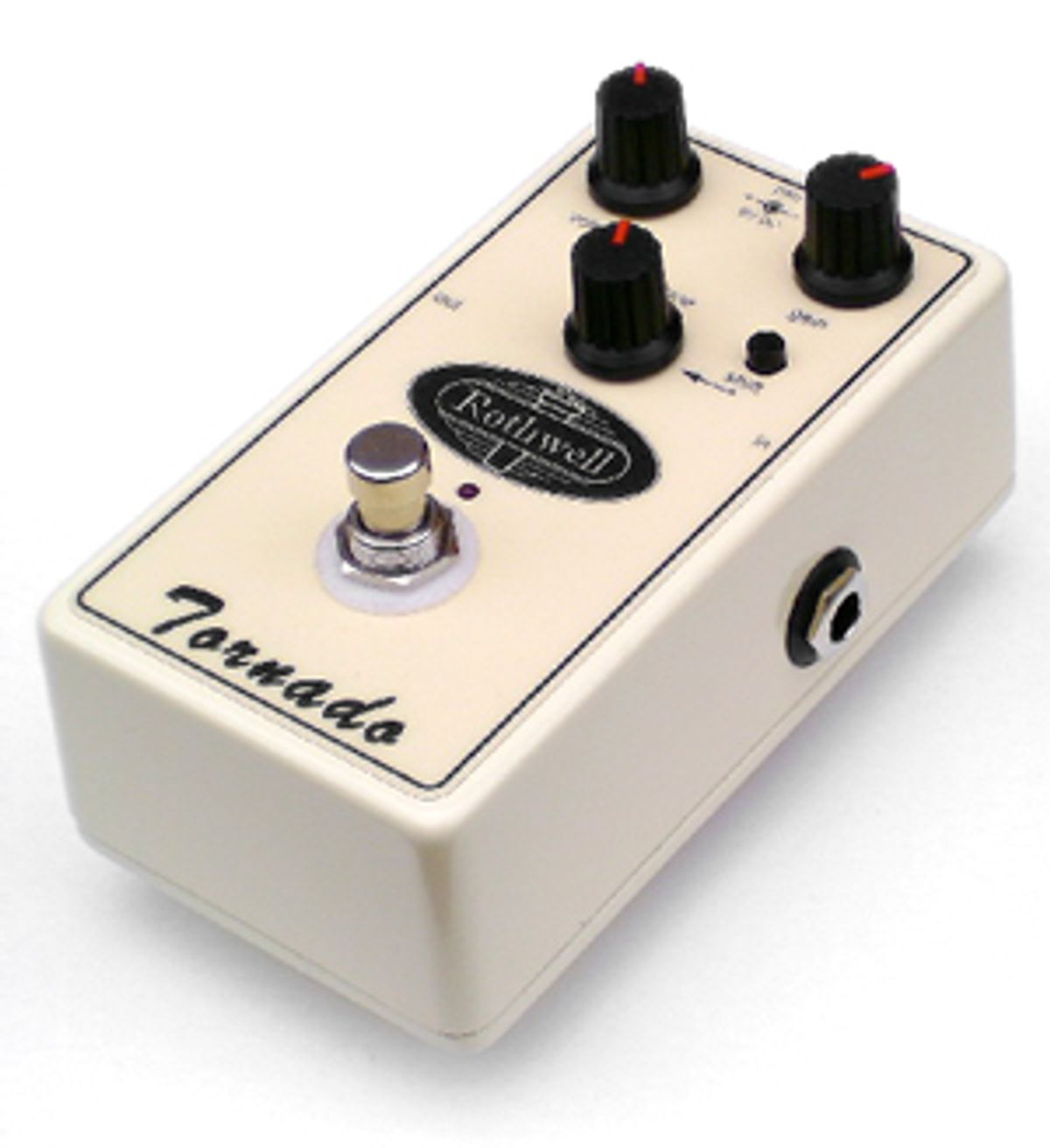 Rothwell Audio Products Releases the Tornado