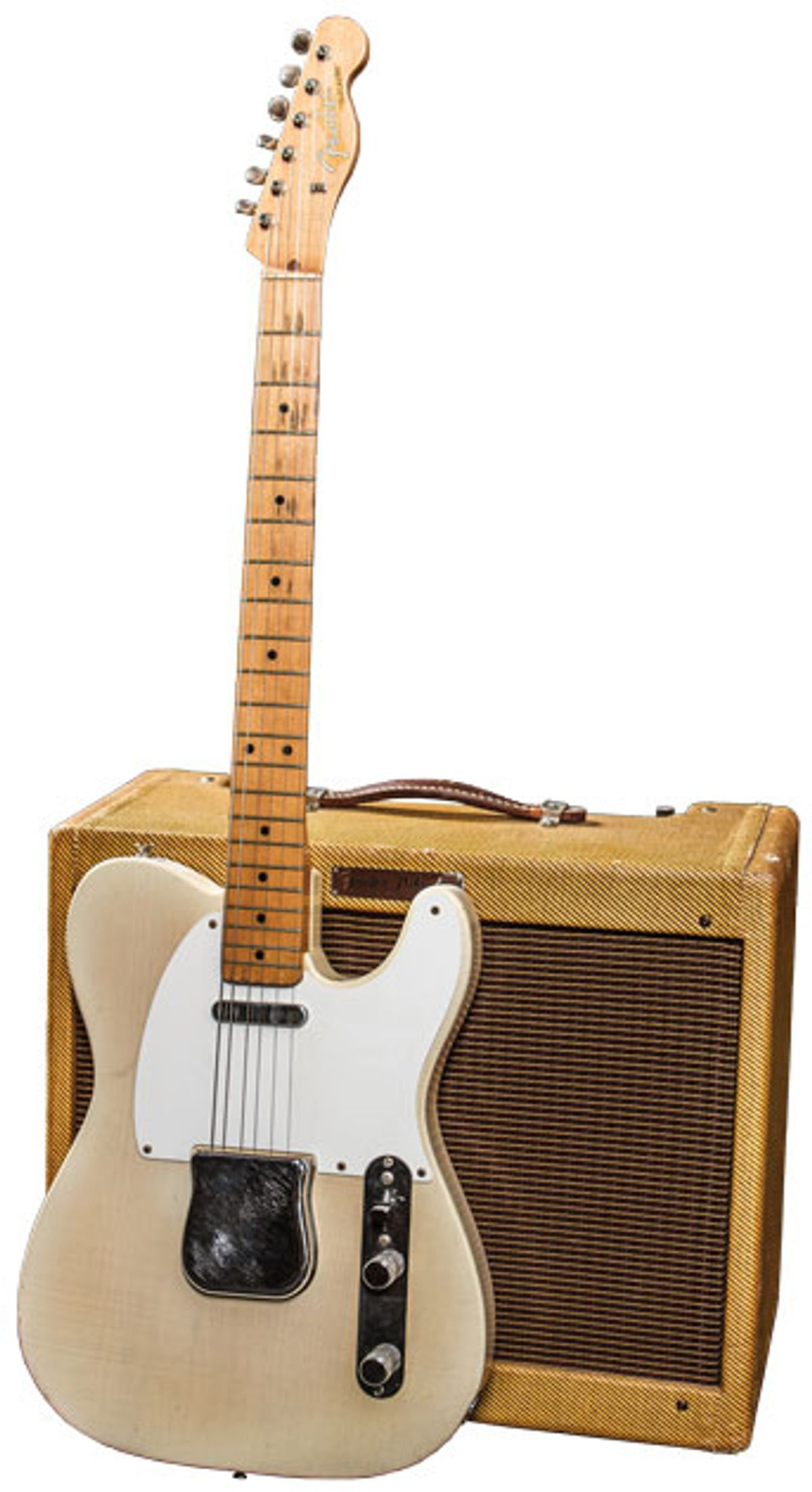 Vintage Vault: 1958 Fender Top-Loading Telecaster