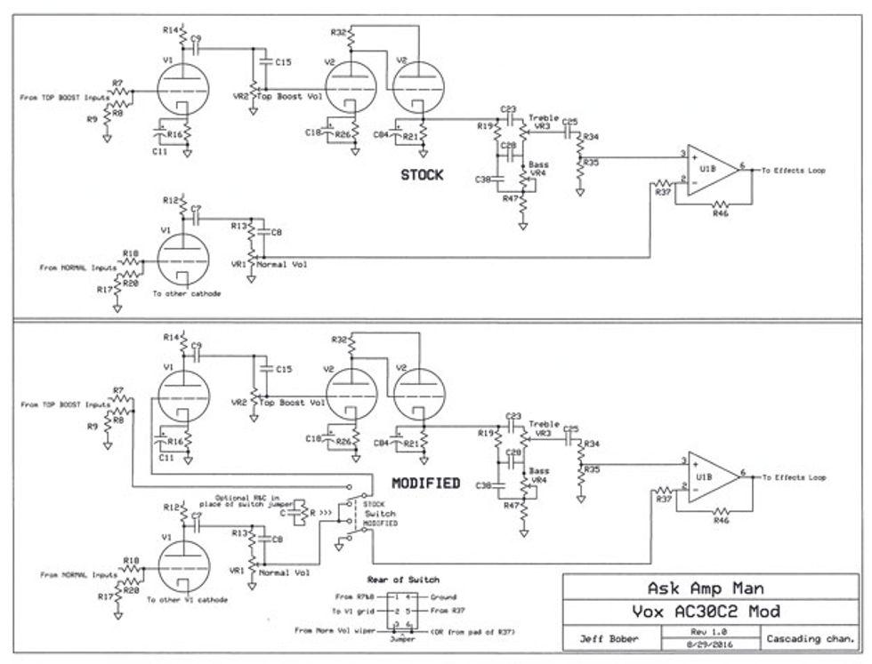 premier amp schematic ask amp man: fattening up a vox ac30c2x | premier guitar #11