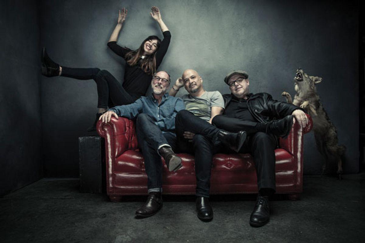 Pixies' Joey Santiago & Paz Lenchantin: Accidental Heroes