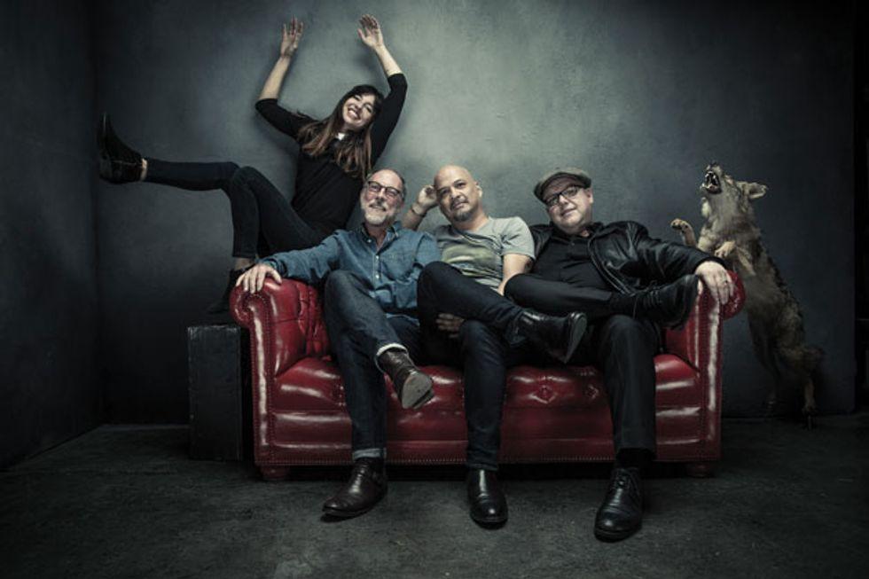 Pixies' Joey Santiago & Paz Lenchantin: Accidental Heroes | Premier
