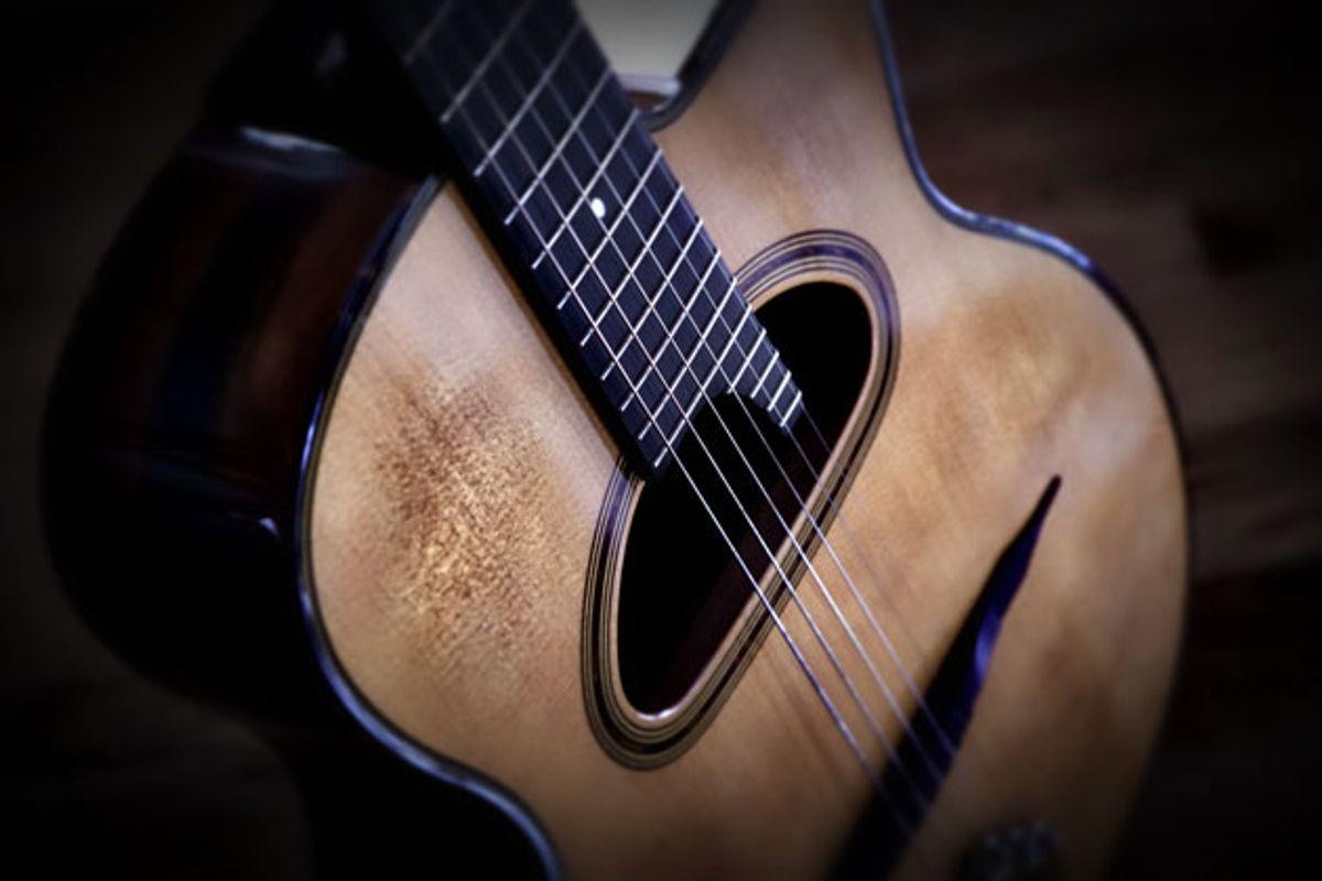 Django's Gypsy-Jazz Secrets