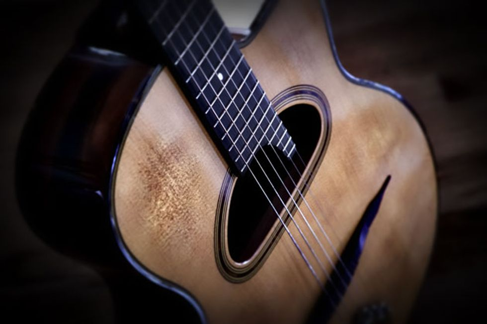 django 39 s gypsy jazz secrets premier guitar. Black Bedroom Furniture Sets. Home Design Ideas