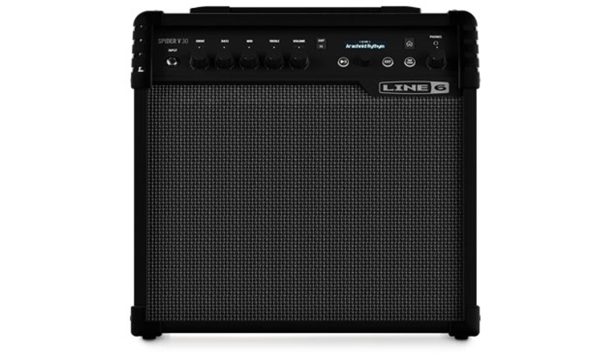 Line 6 Introduces the New Spider V Series