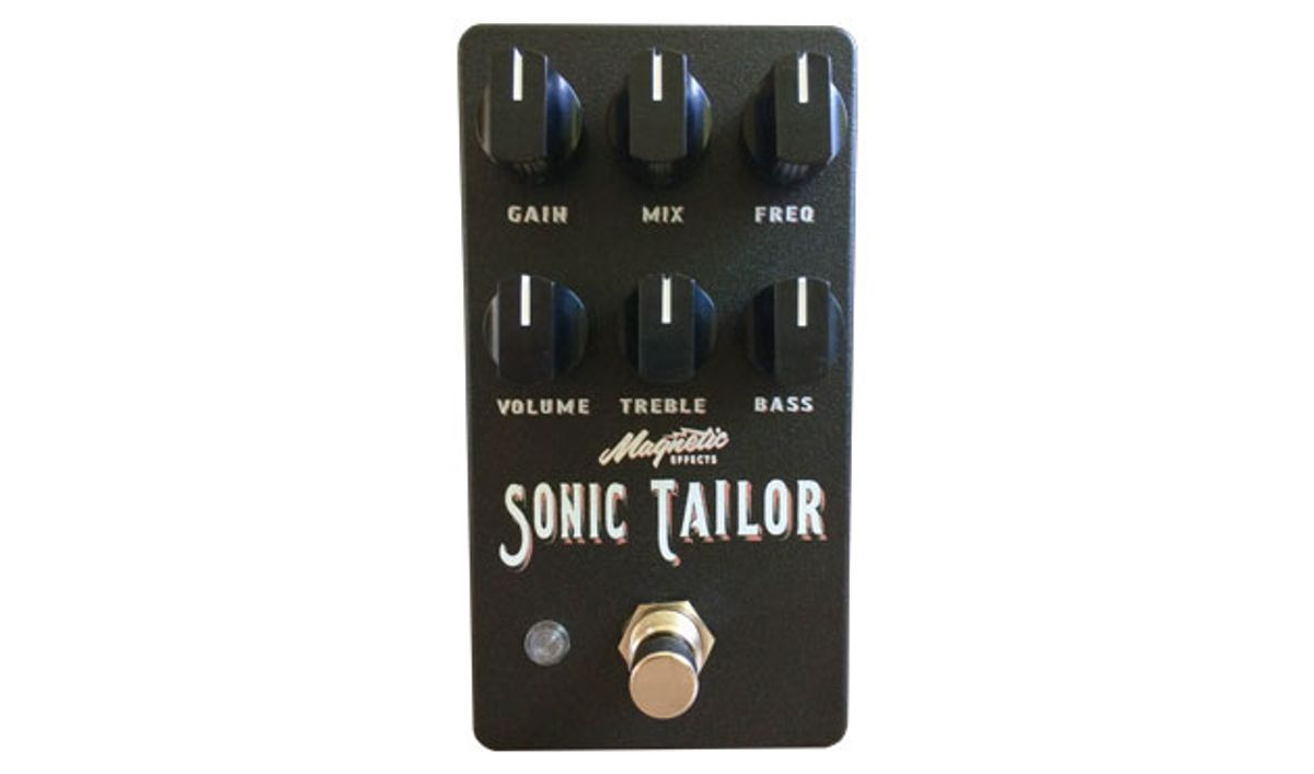 Magnetic Effects Introduces the Sonic Tailor
