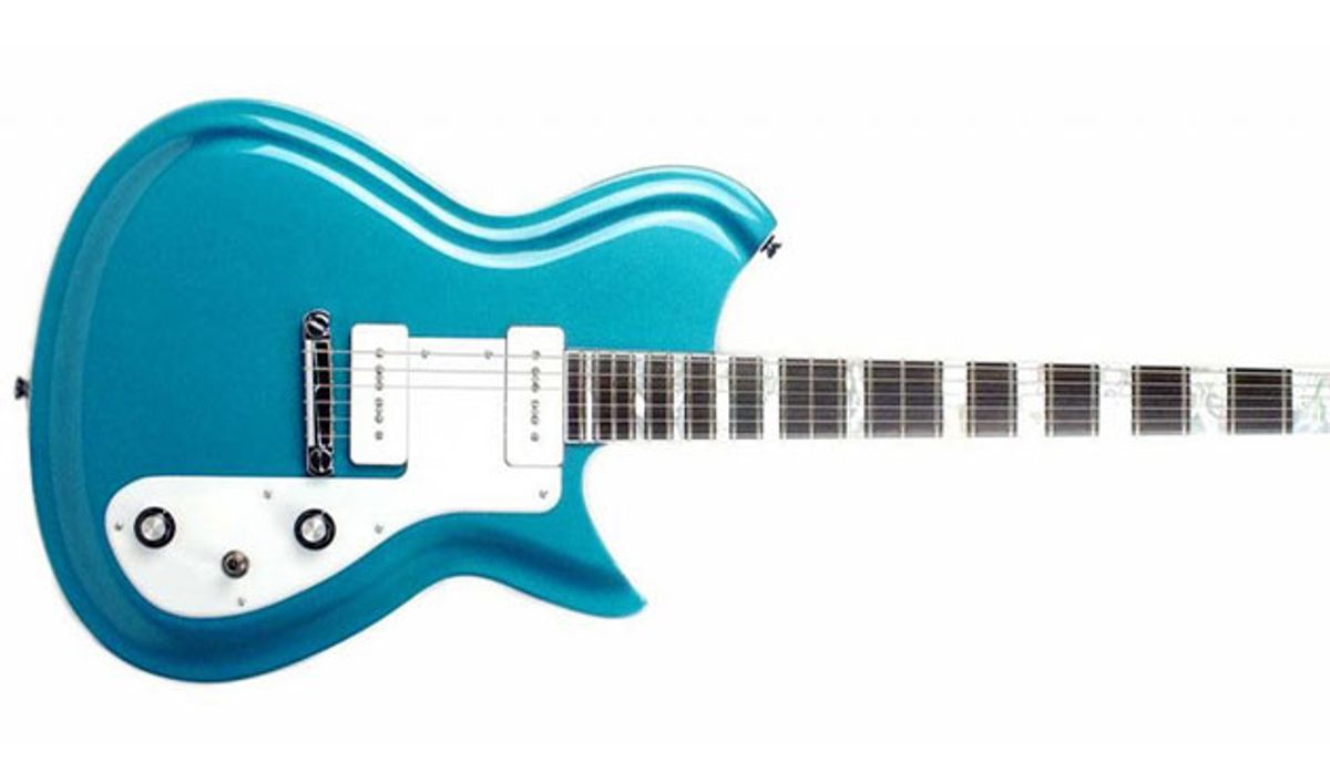 Dennis Fano and Eastwood Guitars Announce Rivolta Guitars