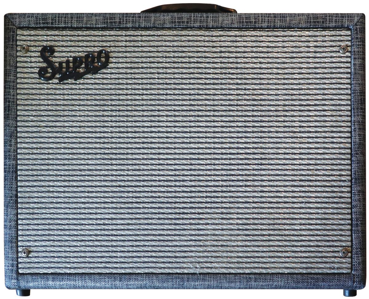 Love and Sockets: 1964 Supro Tremo-Verb