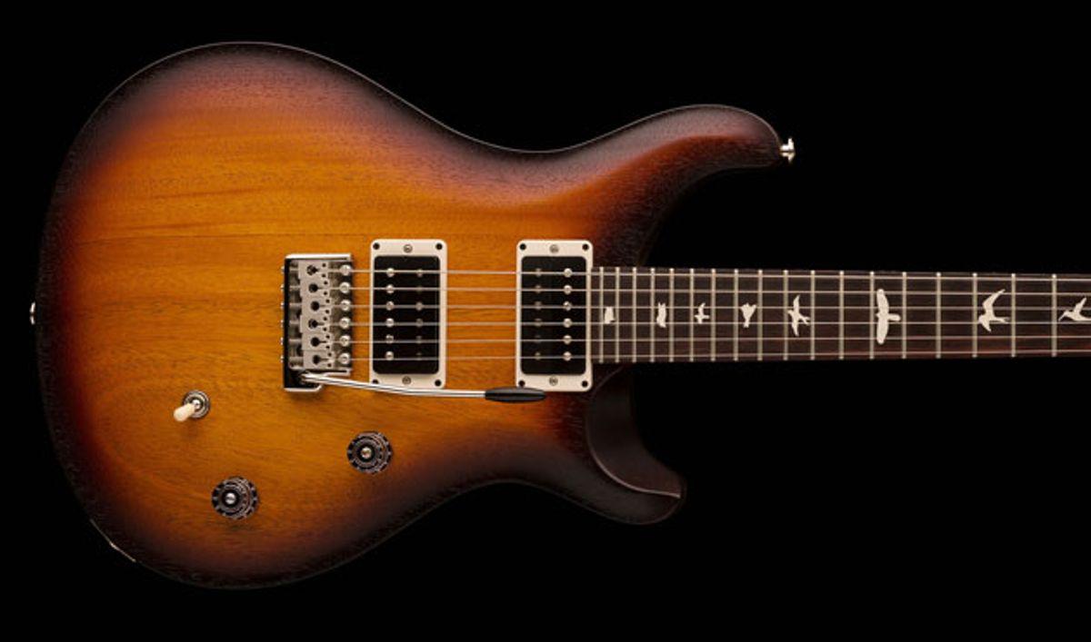 PRS Guitars Announces the CE24 Standard Satin