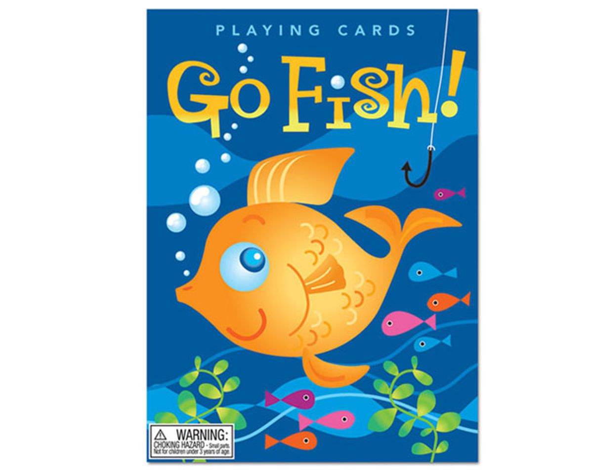 """Get Your Ear Ready for the """"Go Fish"""" Gigs"""