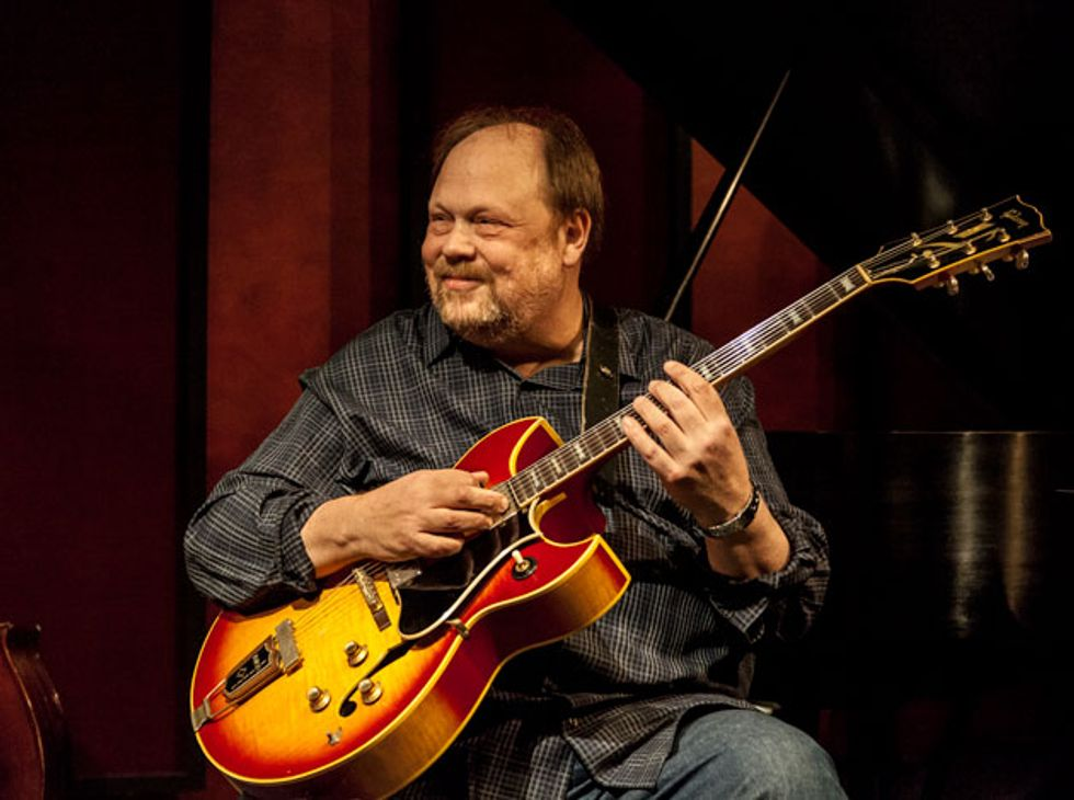 Andy Reiss and His Barney Kessels: A Love Story | Premier Guitar