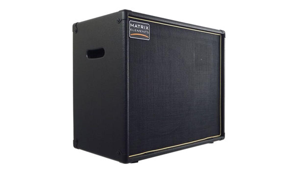Matrix Amplification Introduces FR12 & FR10 Speakers