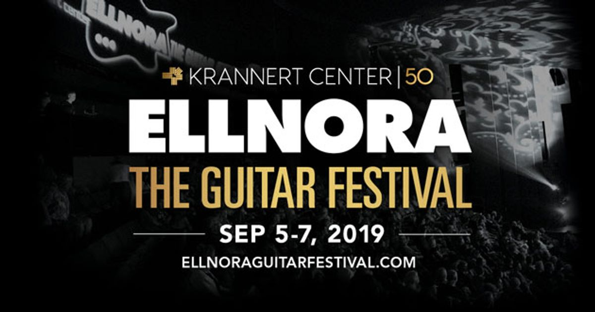 Ellnora Guitar Festival Announces 2019 Lineup