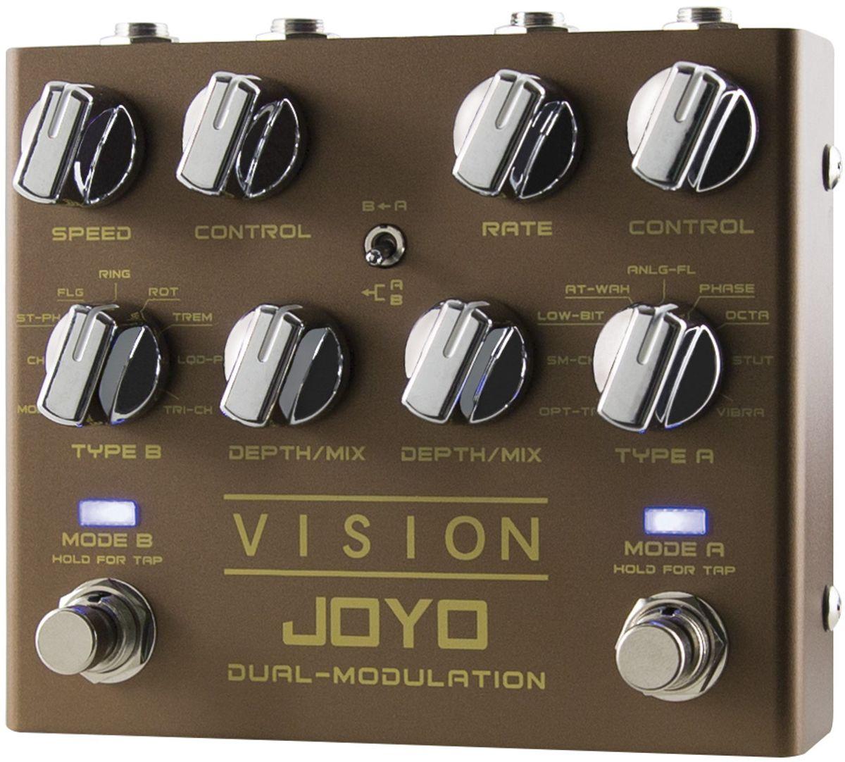 Joyo Vision Dual-Modulation Review