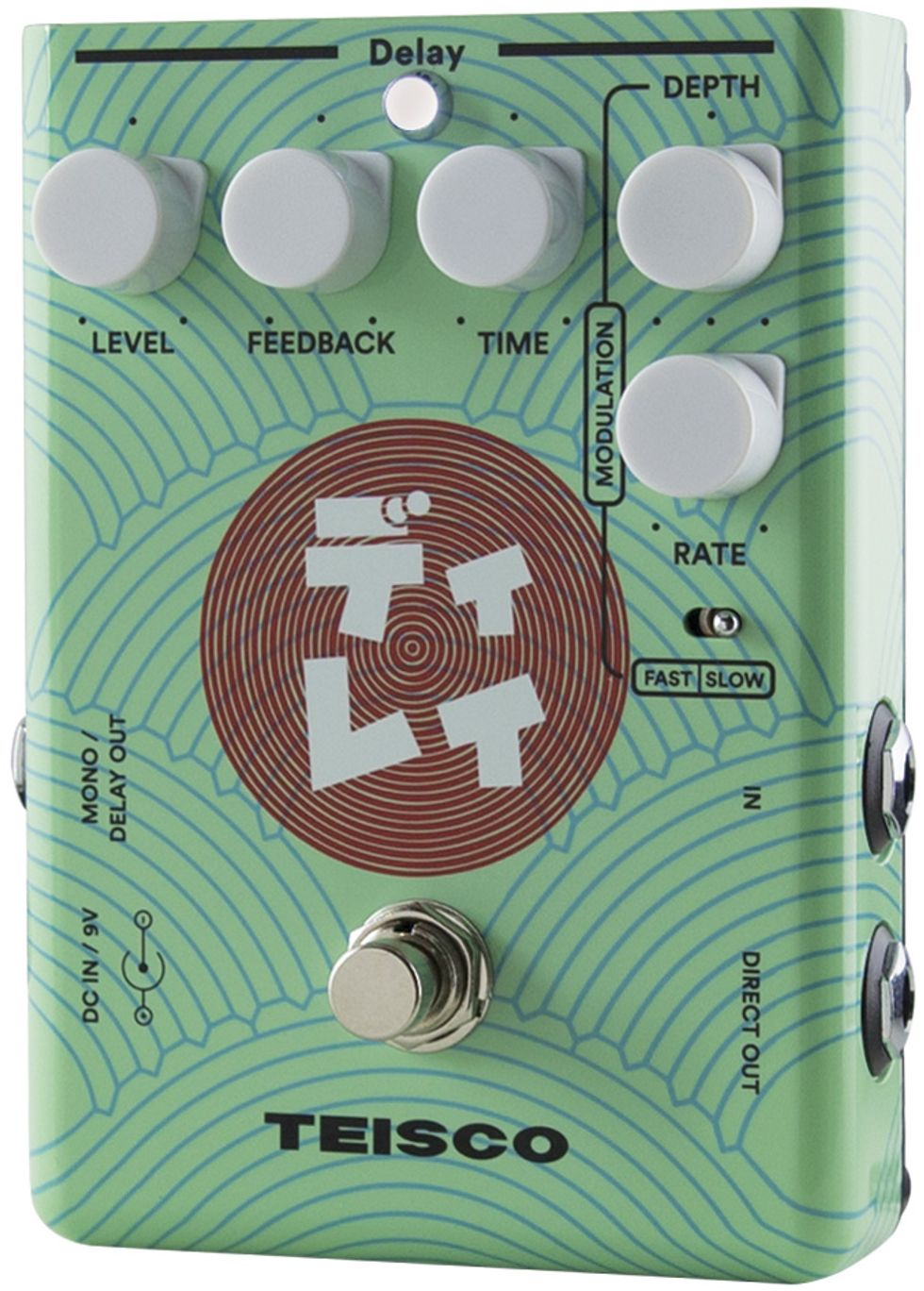 Teisco Delay Review