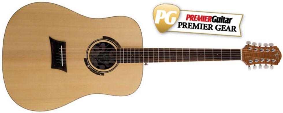 michael kelly triad 10e 10 string review premier guitar. Black Bedroom Furniture Sets. Home Design Ideas