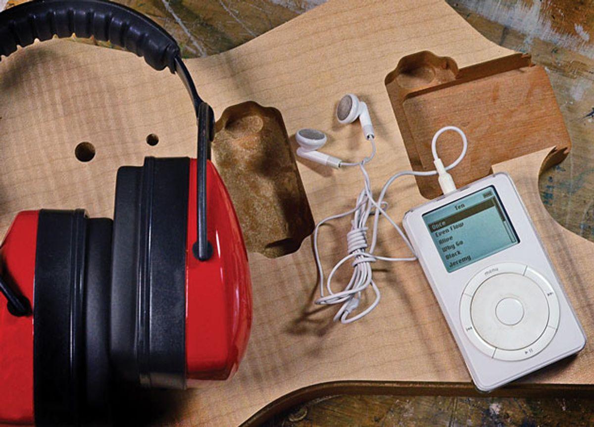 Jol Dantzig's Esoterica Electrica: Building with Your Ears