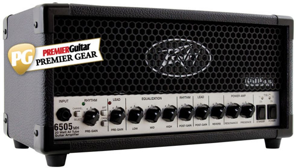 Peavey 6505 Mh Review Premier Guitar. Peavey 6505 Mh Review. Wiring. Peavey Footswitch Wiring Diagram 20 Mh At Guidetoessay.com