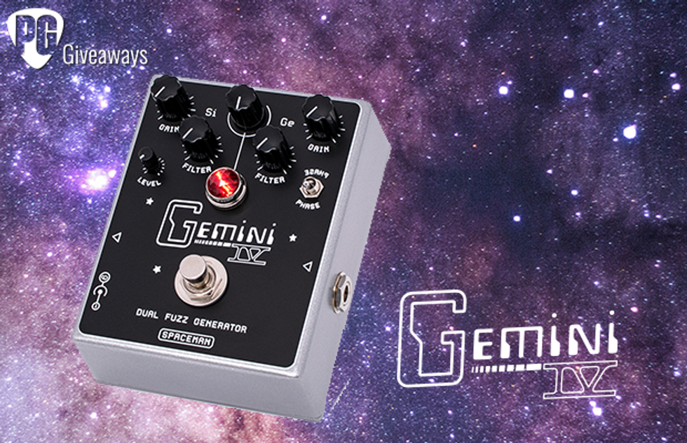 Spaceman Effects Gemini IV