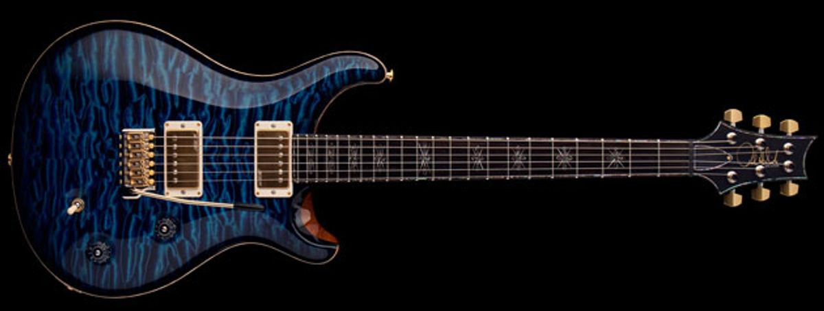 PRS Guitars Unveils the 2015 Collection Series IX