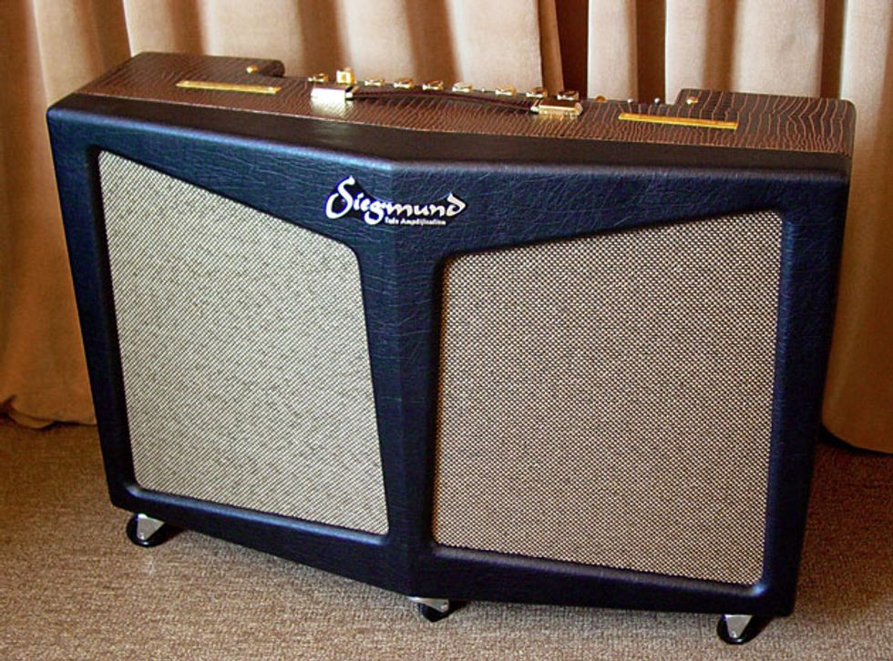 Siegmund Amplifiers Releases the Doppler Stereo Guitar Amp ...