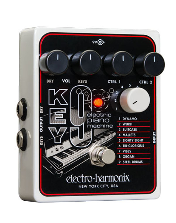 Electro-Harmonix Releases the KEY9